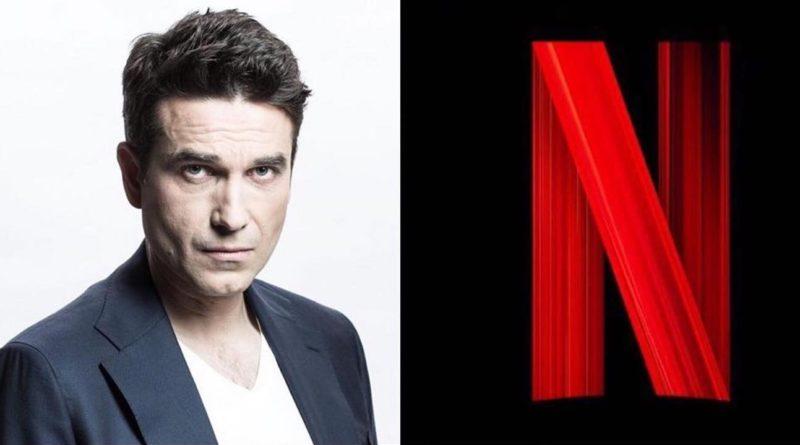 Marcin Dorociński w serialu Netflixa u boku Anyi Taylor-Joy
