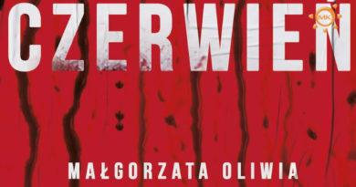 Małgorzata Sobczak. Czerwień – recenzja