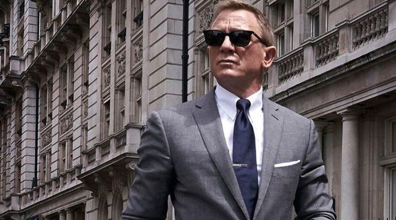 """Oficjalny zwiastun nowego Bonda """"Nie czas umierać"""""""