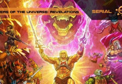 Władcy Wszechświata. Objawienie – recenzja