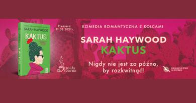 Sarah Haywood Kaktus
