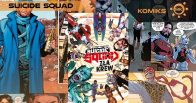 Suicide Squad. Zła Krew – recenzja komiksu